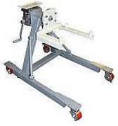 Кантователь для ремонта агрегатов - ЛПН-077.00.000-01 СБ - Кантователь складной передвижной