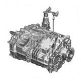 Приспособления для ремонта грузовых автомобилей - Комплект инструмента для ремонта КПП ZF 6s1200