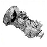 Приспособления для ремонта грузовых автомобилей - Комплект инструмента для ремонта КПП ZF 8s1350
