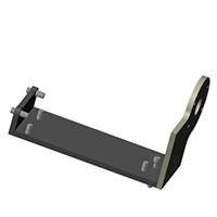 Оснастка для кантователя - БКП 16S2220 - Кронштейн крепления на КПП ZF16S2220