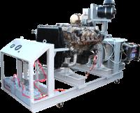 СОД 1001.0000.000 - Стенд горячей обкатки двигателей КАМАЗ и ЯМЗ