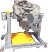 Кантователь для ремонта агрегатов - Стенд универсальный для агрегатов СДУ-100
