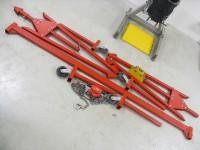 Инструмент для автосервиса - Кран козловой мобильный - 1 (ККМ-1)