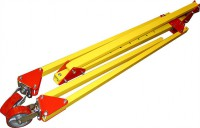 Инструмент для автосервиса - Мобильный козловой кран - 2 (ККМ-2)