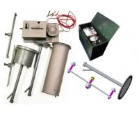 Комплект приспособлений для проверки герметичности воздушного тракта